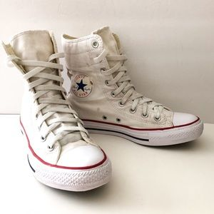 Converse brand high top sneakers